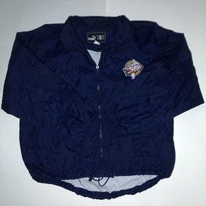 NBA pumas 2000 all star jacket size L